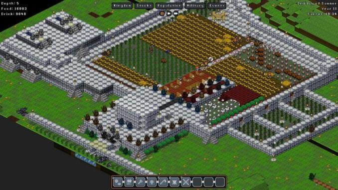 Gnomoria screenshot 2