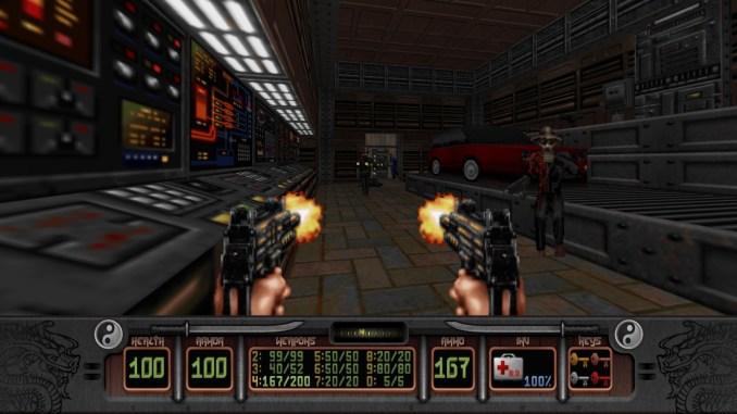 Shadow Warrior Classic Redux screenshot 3