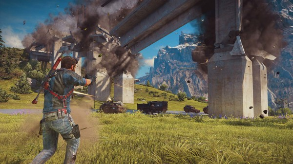 Just Cause 3 Crack PC Free Download