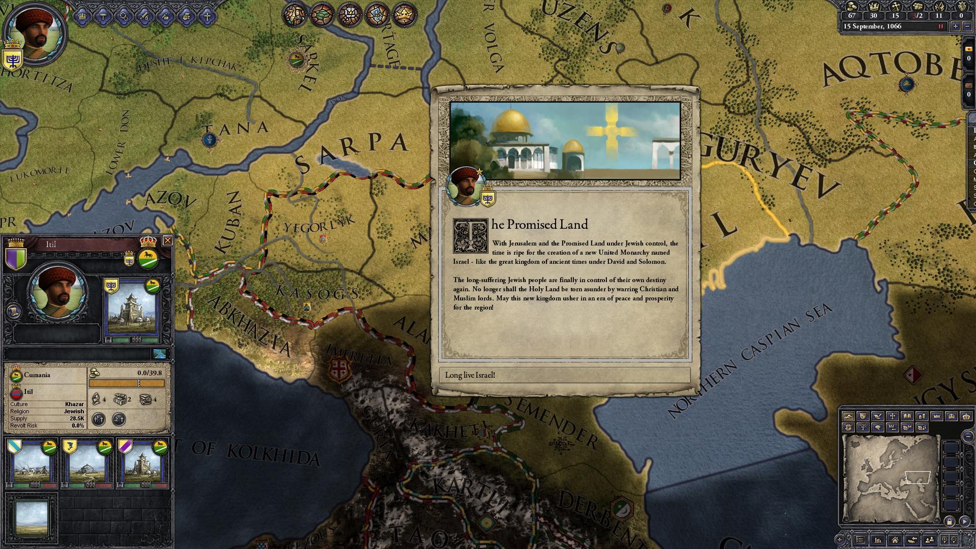 Download Crusader Kings II Sons Of Abraham Full PC Game
