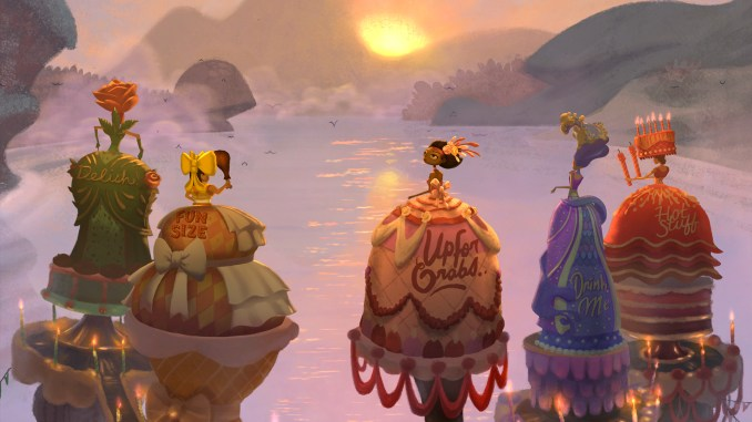 Broken Age: Complete screenshot 1