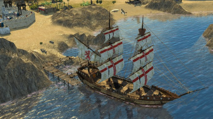 Stronghold Crusader 2 screenshot 3