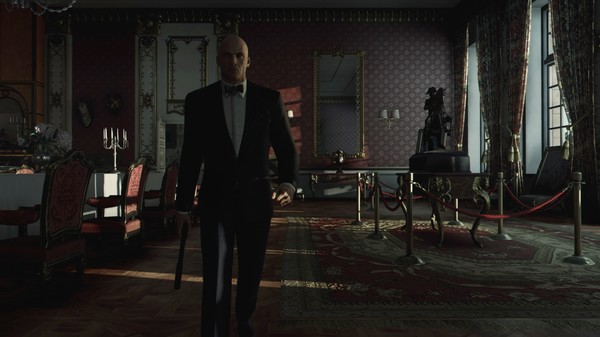 HITMAN v1.0-v1.4.0 Plus 10 Trainer-FLiNG