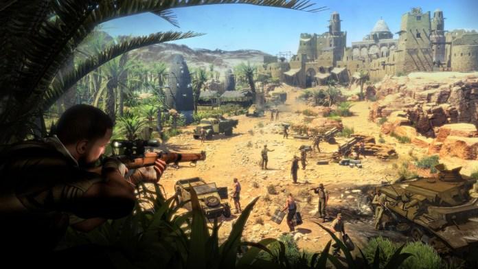 Sniper Elite 3 RELOADED + v1.02 UPDATE