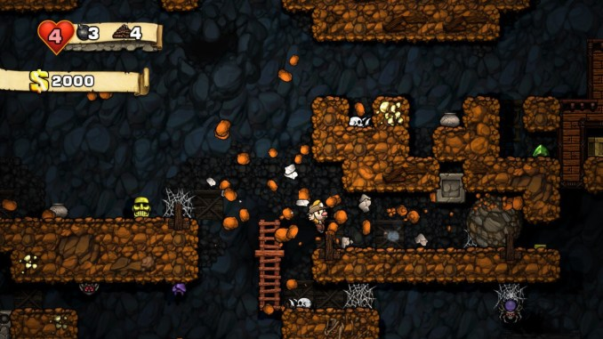 Spelunky screenshot 1