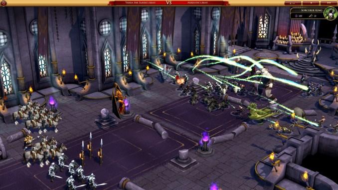 Sorcerer King screenshot 1
