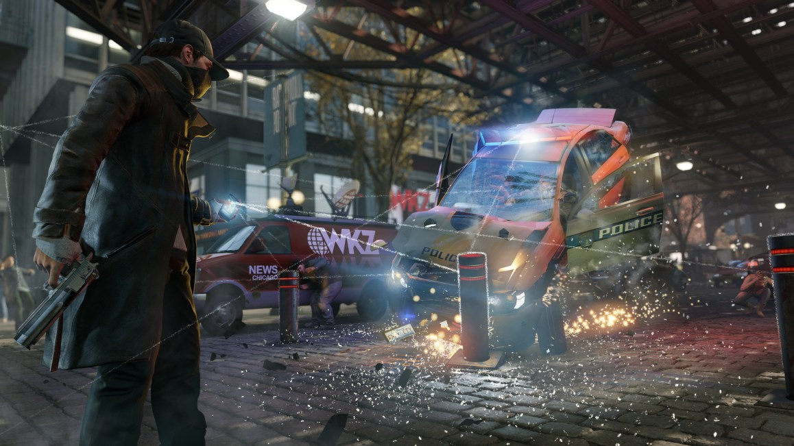 Watch_Dogs™  PREVIEW