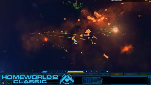 Homeworld Remastered Collection - Free Full Download | CODEX PC Games