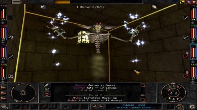 Wizardry 8 screenshot 2