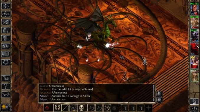 Baldur's Gate 2: Enhanced Edition screenshot 3