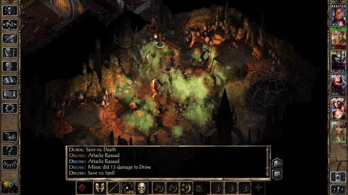 Baldur's Gate 2: Enhanced Edition screenshot 1