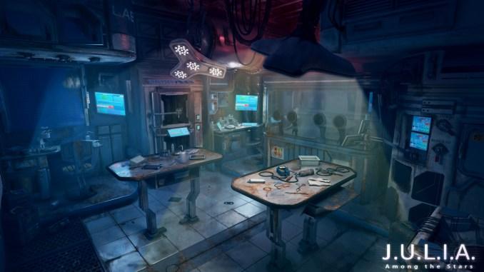 J.U.L.I.A.: Among the Stars screenshot 2