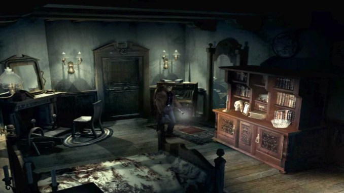 Alone In The Dark: The New Nightmare screenshot 2