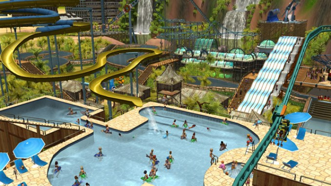 RollerCoaster Tycoon 3: Platinum screenshot 2