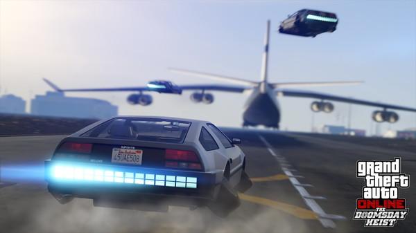 Grand Theft Auto V PREVIEW