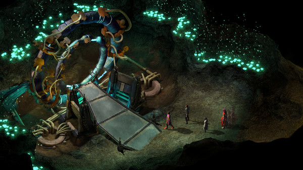 Torment Tides of Numenera-RELOADED
