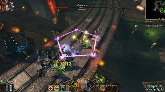 The Incredible Adventures of Van Helsing II - Complete Pack screenshot 1