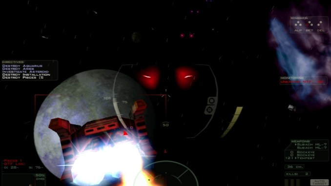 Freespace 2 screenshot 2