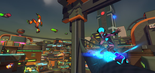 Hover : Revolt Of Gamers Free Download