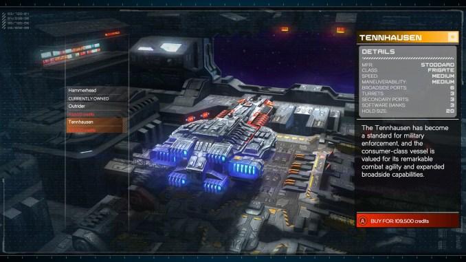 Rebel Galaxy screenshot 3