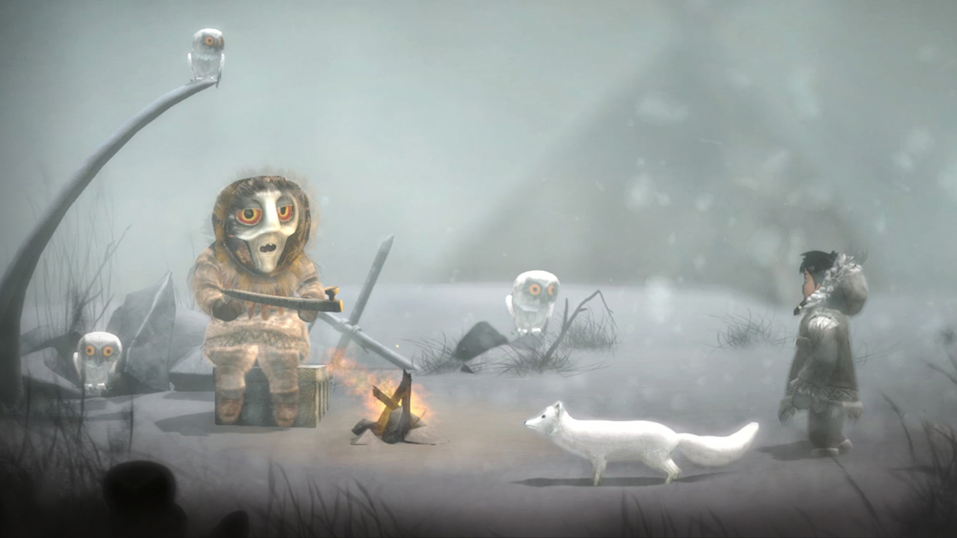 Never Alone Kisima Ingitchuna Review
