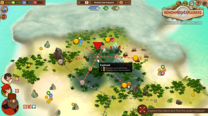 Renowned Explorers: International Society screenshot 2