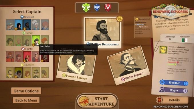 Renowned Explorers: International Society screenshot 3
