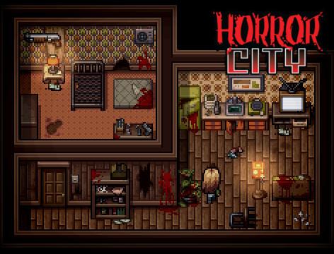RPG Maker VX Ace POP Horror City FAILMID