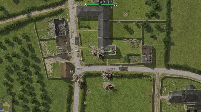 Close Combat: Gateway to Caen screenshot 1