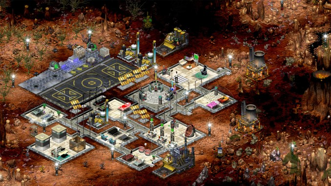 Space Colony HD screenshot 2
