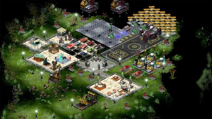 Space Colony HD screenshot 1