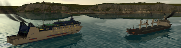 European Ship Simulator Remastered-SKIDROW-61 - Game Screenshot