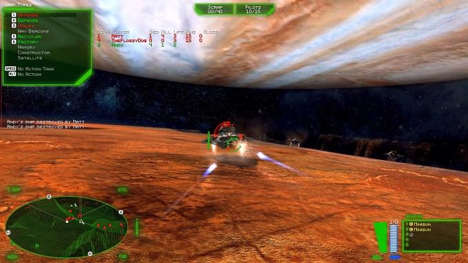 BattleZone 98 Redux screenshot 3