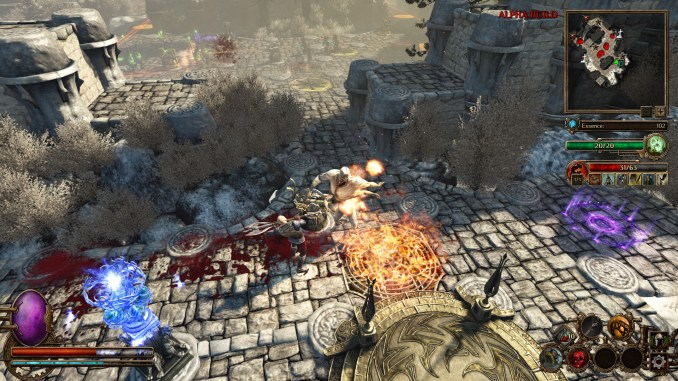 Deathtrap screenshot 3