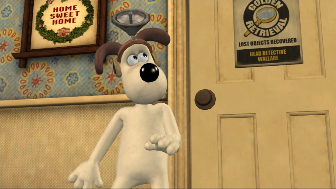 Wallace & Gromit's Grand Adventures  PREVIEW
