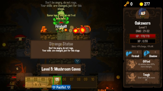 Vertical Drop Heroes HD screenshot 3