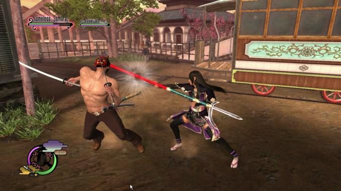 Way of the Samurai 4 screenshot 2