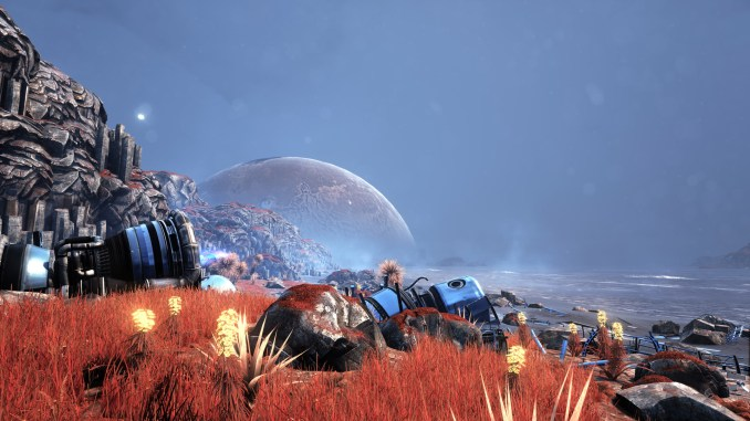 The Solus Project screenshot 3