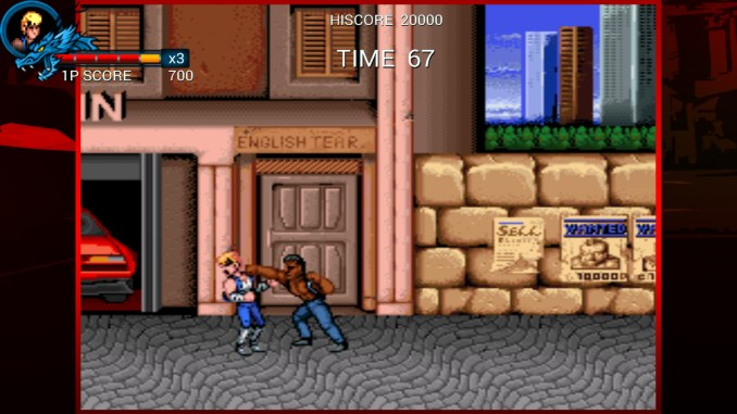 Double Dragon Trilogy screenshot 1