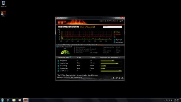 รีวิวโปรแกรม WTFast