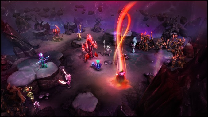 Chaos Reborn screenshot 2
