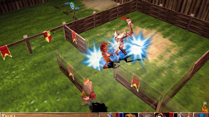 DarkStone screenshot 1