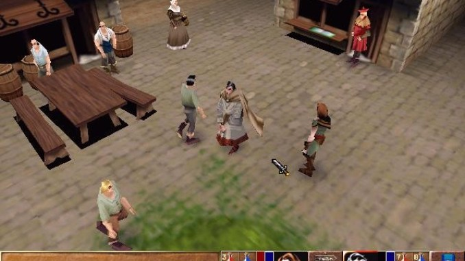 DarkStone screenshot 3