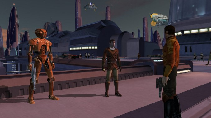 Star Wars: Knight Of The Old Republic screenshot 3