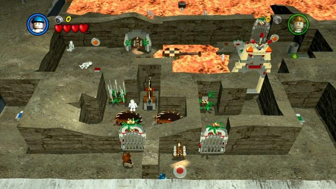 LEGO Indiana Jones 2: The Adventure Continues screenshot 3