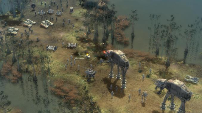 Star Wars Empire at War: Gold Pack screenshot 1