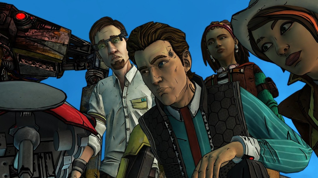 Tales from the Borderlands PREVIEW