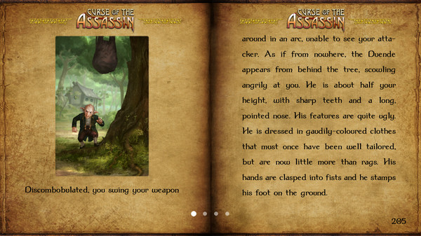 Curse of the Assassin Free Download