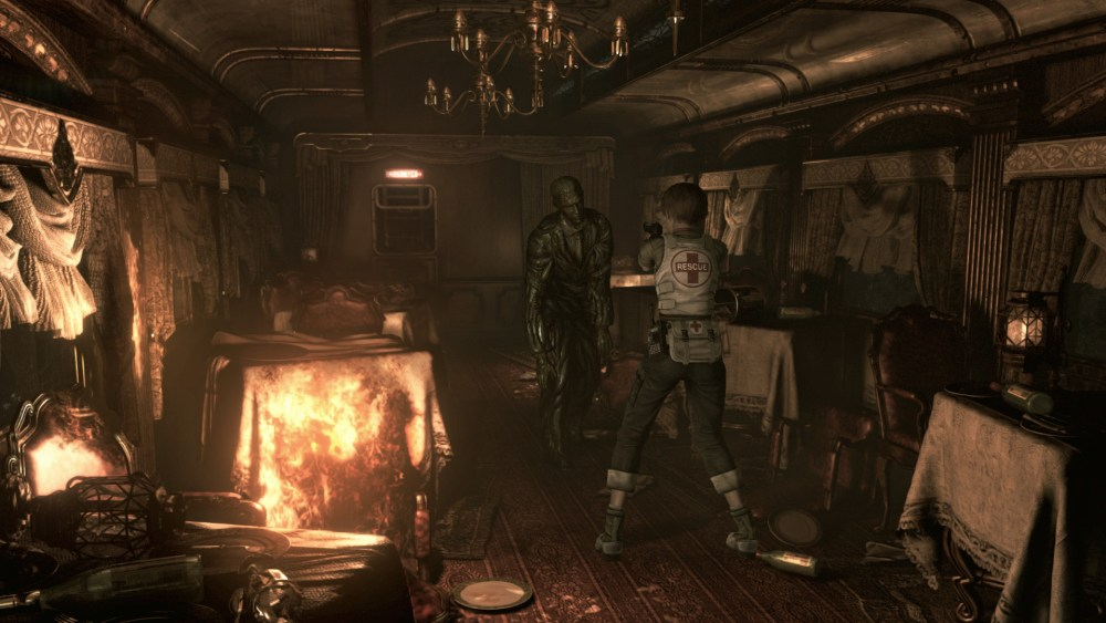 Download Resident Evil 0 HD Remaster Completo