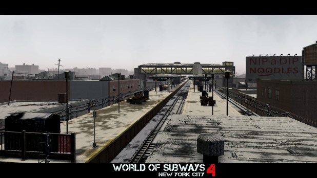World of Subways 4 - New York Line 7 - Free Full Download